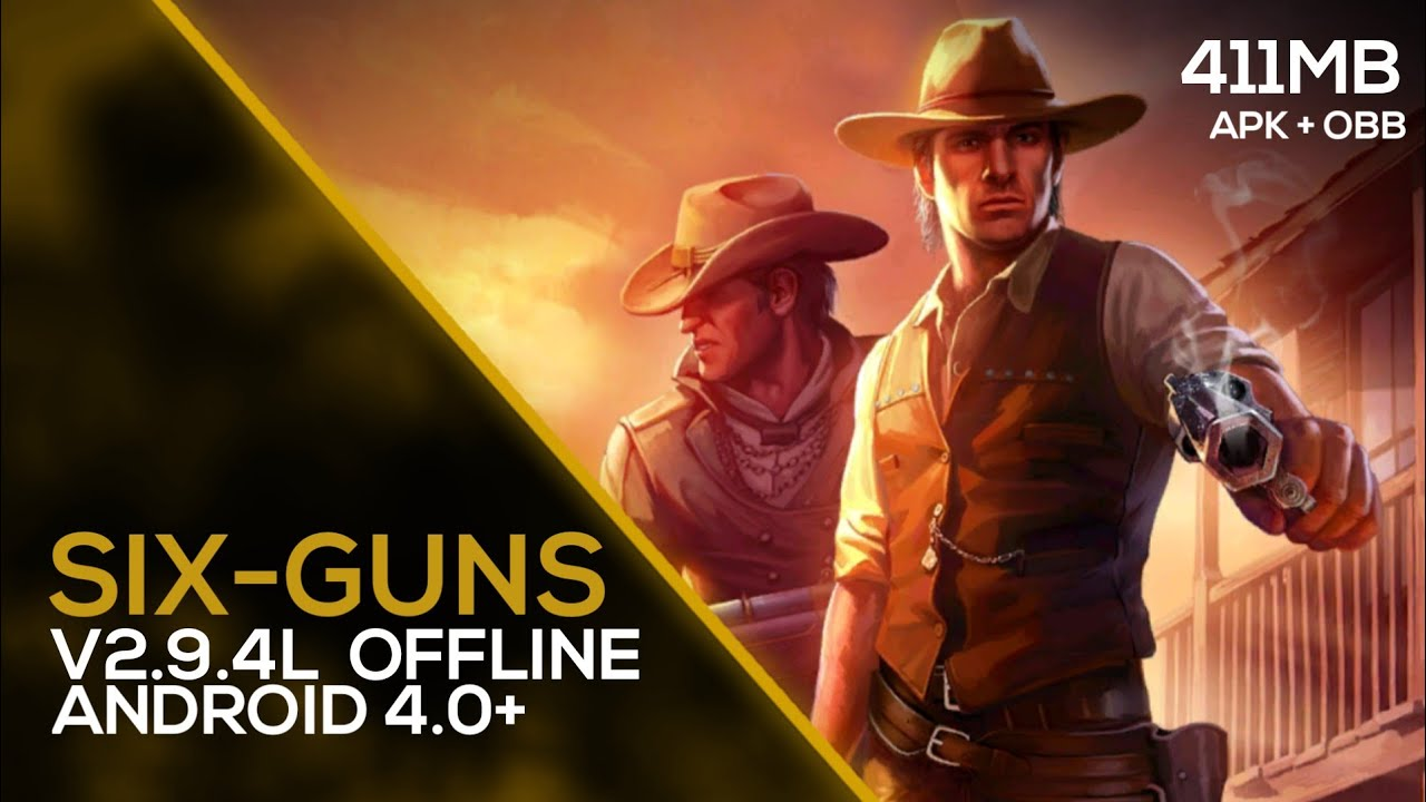 download six guns mod apk offline