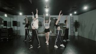 Chuning Candy「Over the cloud」/ DANCE PRACTICE VIDEO