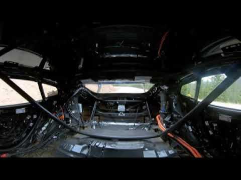 Pikes Peak 2021 Unplugged Plaid Model S Winning Run 360 In-Car Video!