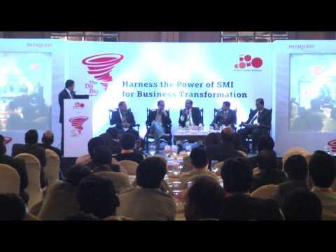 Tata DoCoMo, Kolkata'15, Panel Discussion- 1