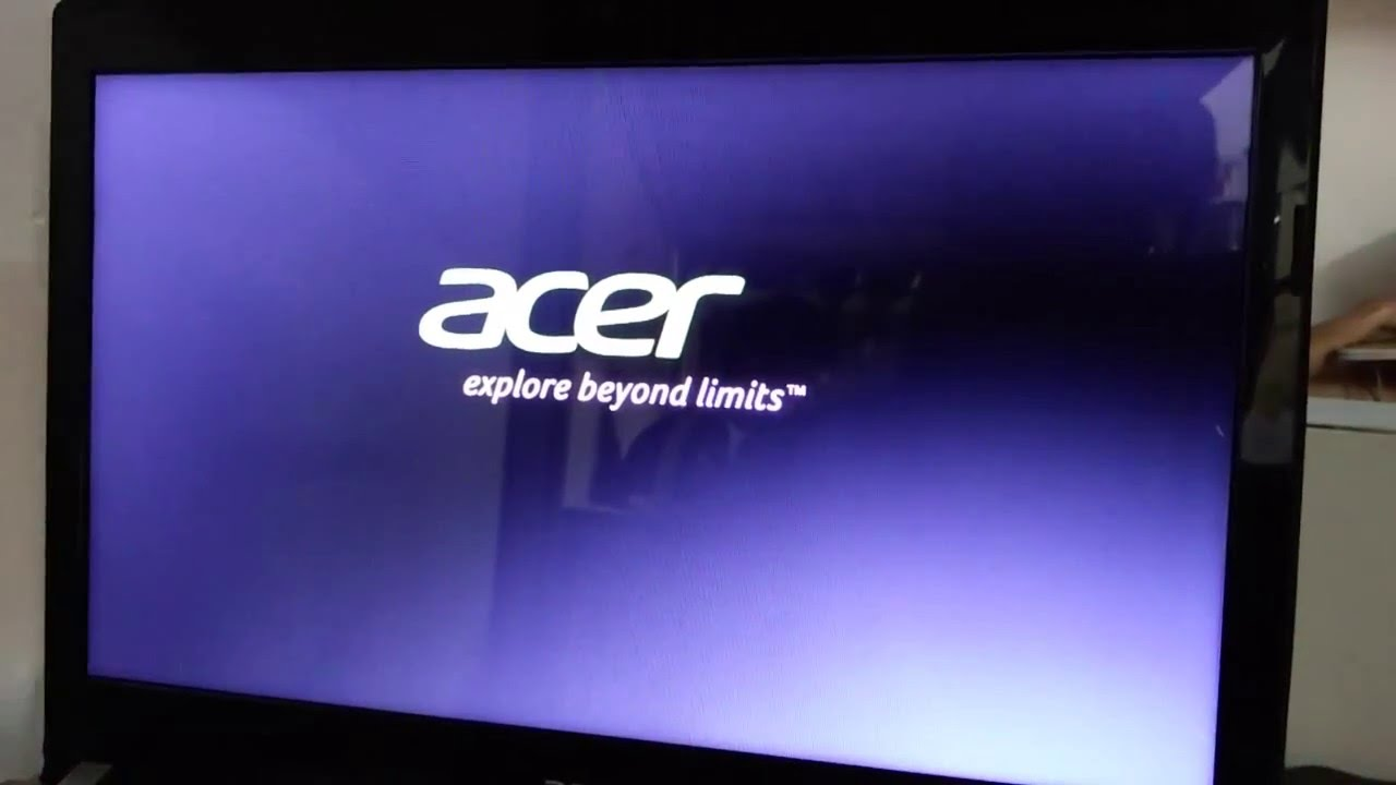 Acer Aspire V3-771 UEFI Windows Vista 32-BIT