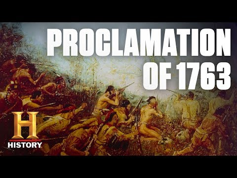 Fast Facts About the Proclamation of 1763 | History