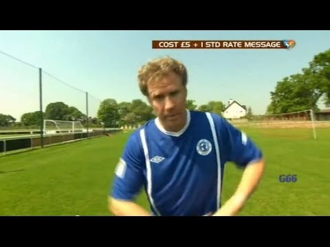 Soccer Aid 2012 Top 10 Most Skilful Players