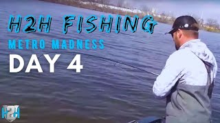 H2H Fishing - Metro Madness: We're live on the Fox River and Green Bay to bring you uninterrupted...