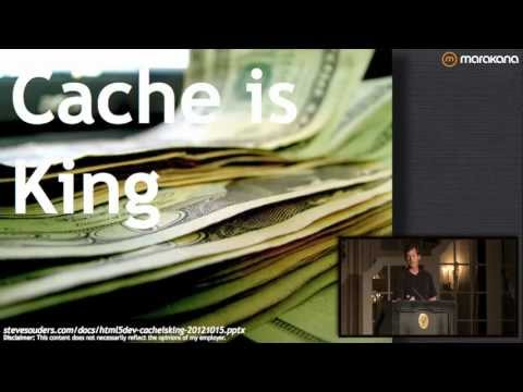 Cache Is King!