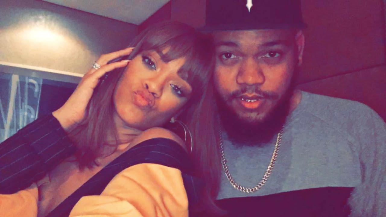 Rihanna | Snapchat Videos | June 4th 2016 - YouTube