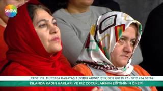 Prof. Dr. Mustafa Karataş ile Muhabbet Saati 49.Bölüm