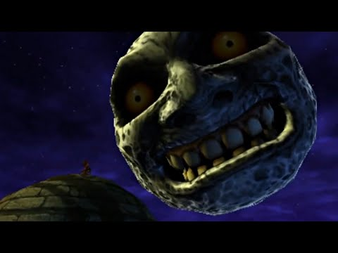 The Legend of Zelda: Majora's Mask 3D Is Coming!