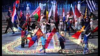 Закрытие олимпиады в Сочи-2014. (The best moments of Sochi 2014 Olympic Games)