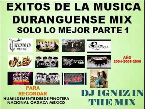 Dj Igniz Grandes Exitos De La Musica Duranguense Mix Año 2004 2005 2006 Link De Descarga Youtube