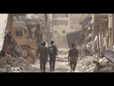 أخبار عربية | #سوريا الديمقراطية تسيطر على حي الفردوس وسط مدينة #الرقة  - نشر قبل 1 ساعة