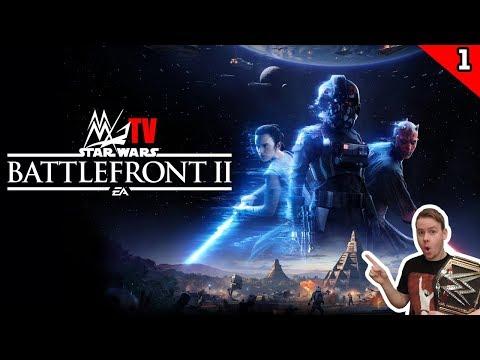 Let's Play: Star Wars Battlefront II |1| ★ Livestream vom 20.11.2017