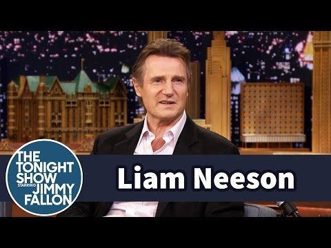 Found Footage of Liam Neeson's First Movie fragman