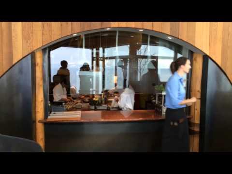 California trip big sur post ranch inn restaurant 포스트 렌치인에 있는 레스토랑 by 제이디