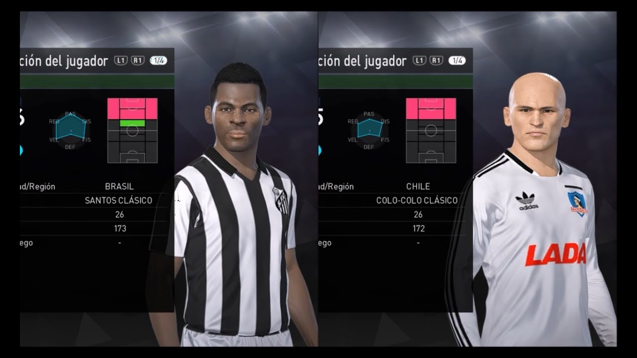 9c668d618 SANTOS CLASICO & COLO COLO CLASICO - PES 2018 (PS4) + LINK - YouTube