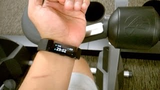 How to track a workout with the Microsoft Band