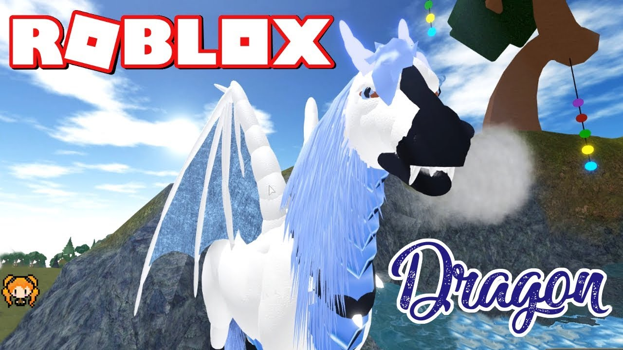Roblox Horse World Dragon Horse With Lots Of Horns Youtube