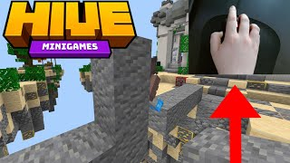 Hive Skywars Trapping, With HandCam