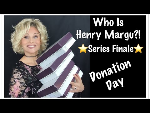 Who Is Henry Margu Series    FINALE   Donation SLIDESHOW  ⭐️⭐️WIG GIVEAWAY CONTEST ANNOUNCEMENT⭐️⭐️