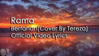 Rama - Bertahan Lyrics (Cover)
