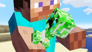Minecraft mobs if they were Babies