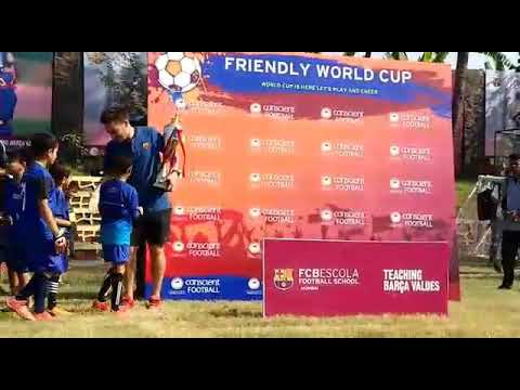 India rush soccer club is champions  of barcelona league