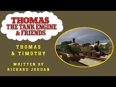 Thomas & Timothy | A Richard Jordan Story