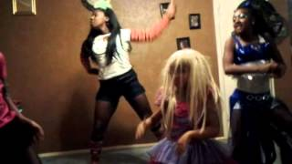 Best little girl whop dance