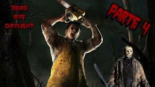 Jugando como asesino/Dead By daylight PARTE 3