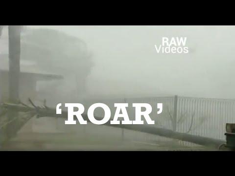 *Cyclone Update* | Amazing Landfall Footage | Immense Strength!