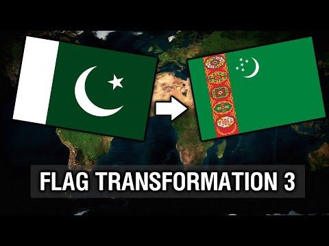 Flag transformation 3