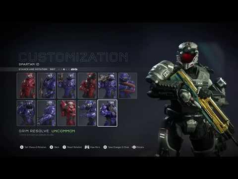Halo 5: HUGE!!!! Platinum REQ Pack Opening