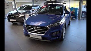 Hyundai Tucson 2020 Variante Style - Review, Walkaround, Test