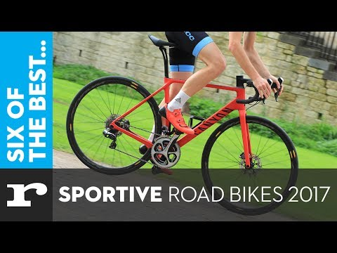 Six of the best sportive road bikes - 2017