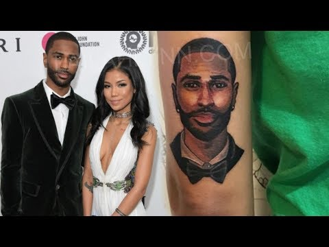 Jhene Aiko Tattoos Big Sean's FACE on Her Arm to Celebrate Divorce From Dot Da Genius