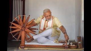 PM Modi at Inauguration of Sabarmati Ashram Centenary Celebrations in Ahmedabad, Gujarat