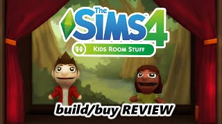 The Sims 4 Kids Room Stuff Pack | REVIEW | Buy Mode
