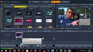 [12] Pinnacle Studio 21 Ultimate -  Crear DVD / BluRay con Menu