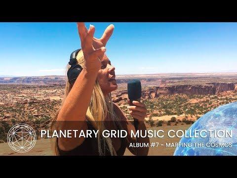 Deya Dova Recording Inside A Meteor Crator