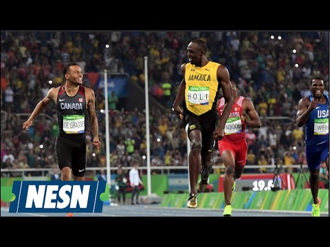 Usain Bolt Laughs Way To 200M Final; Justin Gatlin Eliminated