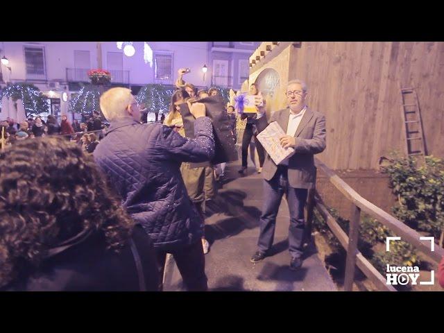Vídeo: Las imágenes del 'mannequin challenge' del Centro Comercial Abierto celebrado ayer en la Plaza Nueva