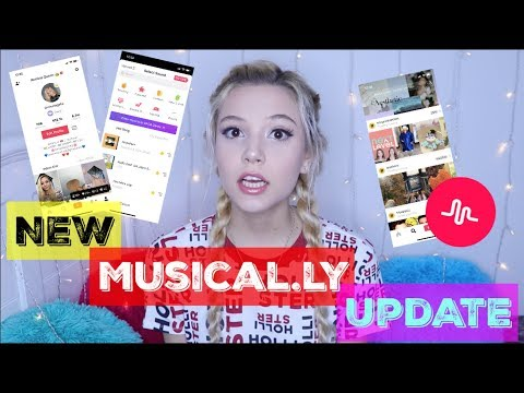 NEW MUSICAL.LY UPDATE! TIPS & TRICKS! 2018