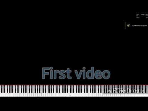 Old McDonald had a farm 6.3 million  Carlos S.M  piano from above vs ultralight midi player compare