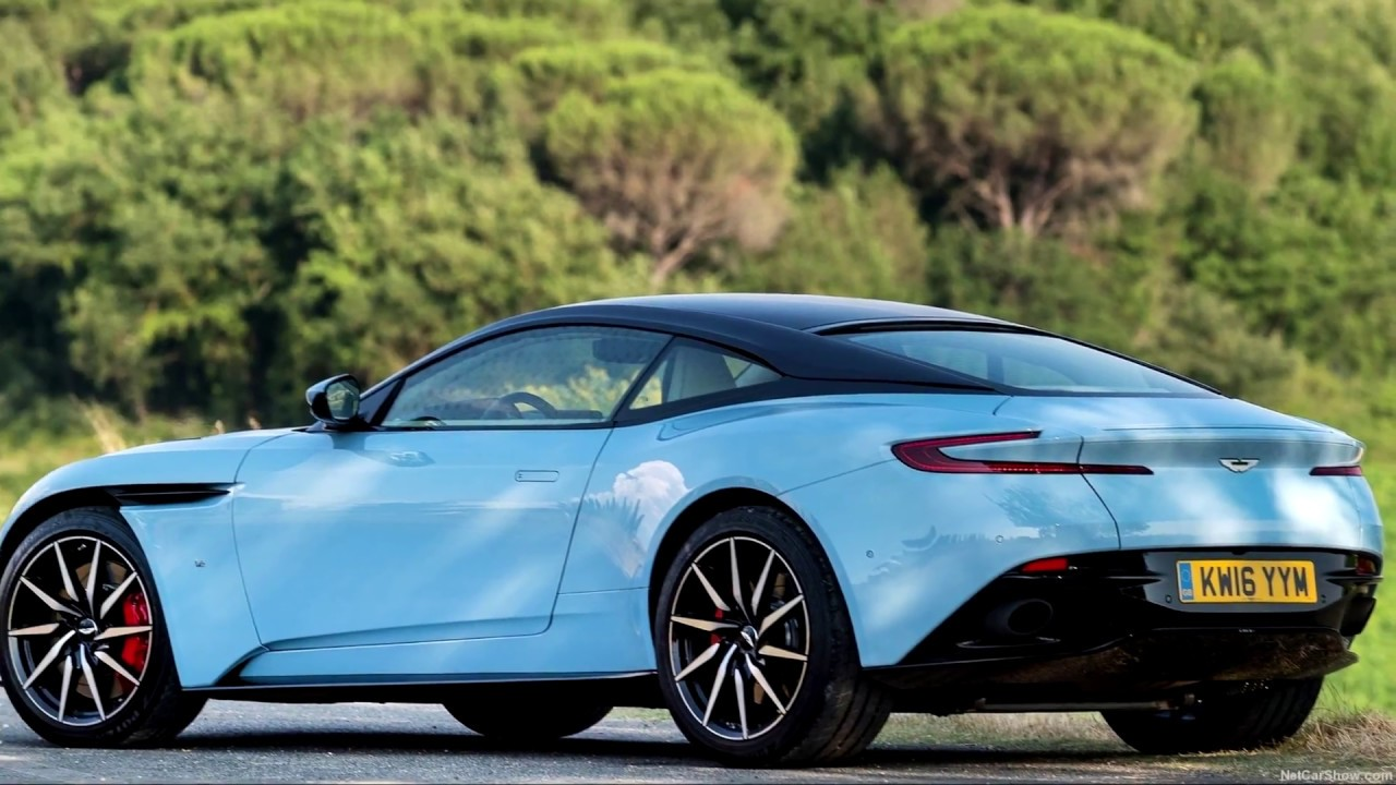New Aston Martin Db11 Frosted Glass Blue Concept 2017 2018 Review Photos Exterior And Interior Youtube