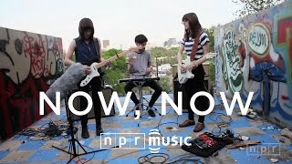 Now Now: NPR Music Field Recordings