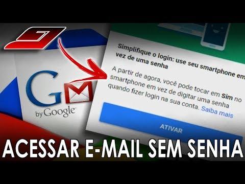 Como ACESSAR E-mail do Google (Gmail) SEM SENHA   Guajenet