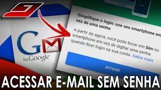 Como ACESSAR E-mail do Google (Gmail) SEM SENHA | Guajenet