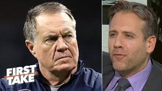 The Patriots are cheaters and liars! - Max Kellerman | First Take