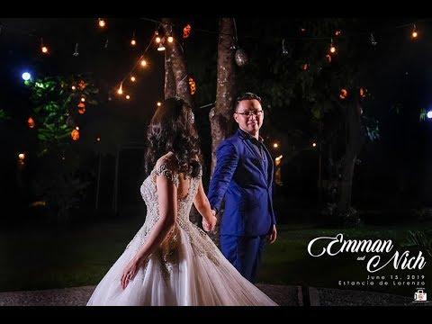 Fusion Video + Photo Slideshow I Wedding day moments I Emman + Nich I Smart Shot Studio