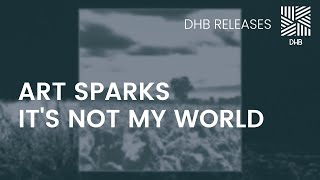 DHB024 - Art Sparks - It's Not My World